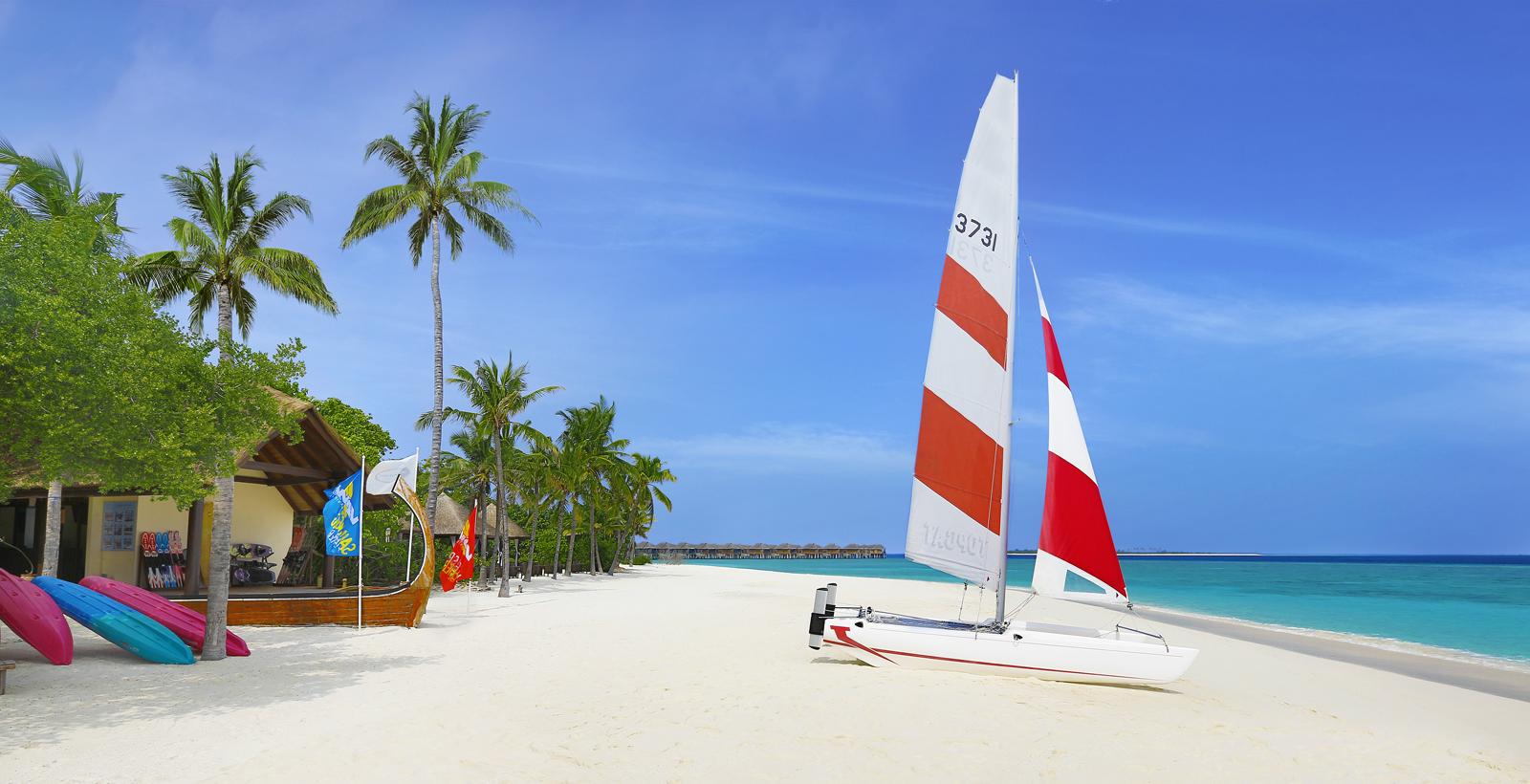 Celebrate a tropical festive season and JA Manafaru Maldives Image