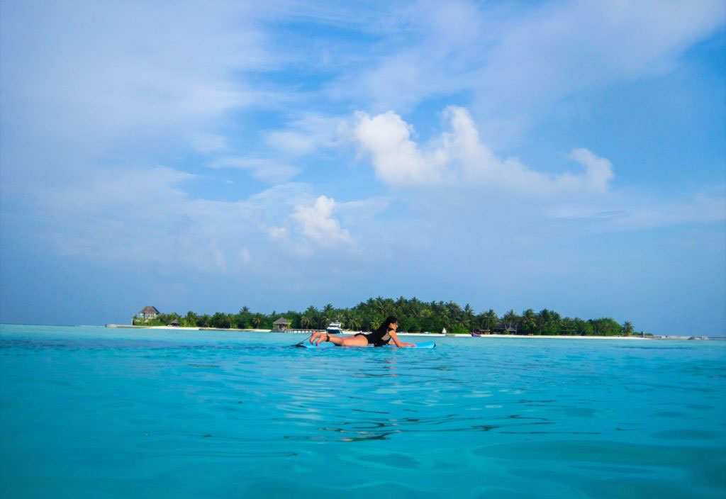 Experience the luxury of a beach paradise at Anantara Veli Maldives Image