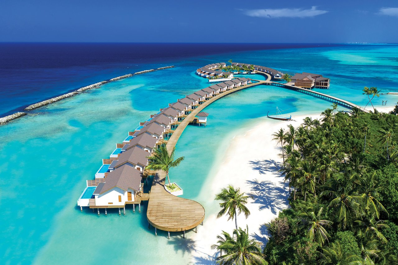Best luxury resorts in the Maldives by Atmosphere Hotels and Resorts Image