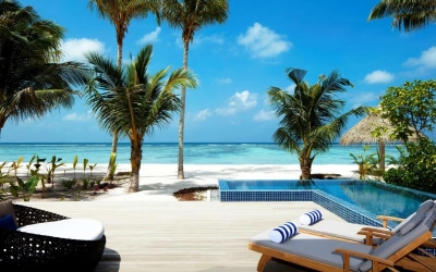 TWO BEDROOM FAMILY BEACH VILLA WITH PRIVATE POOL Image
