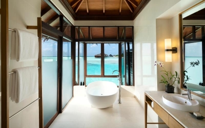 OVER WATER BUNGALOW Image
