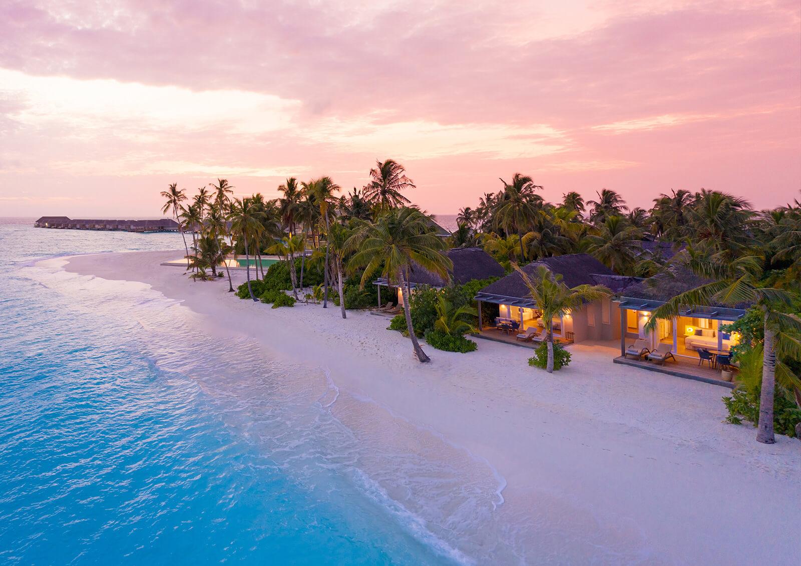 2- Bedroom Family Beach Villa  With Pool