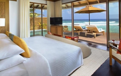 DELUXE OVER WATER BUNGALOW Image