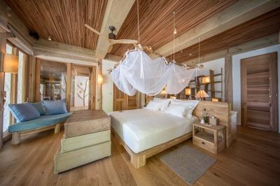 FOUR BEDROOM SONEVA FUSHI VILLA SUITE WITH POOL  Image