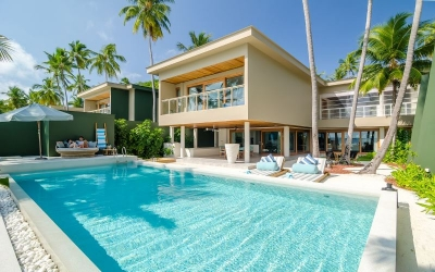 PRIVATE BEACH RESIDENCE Image