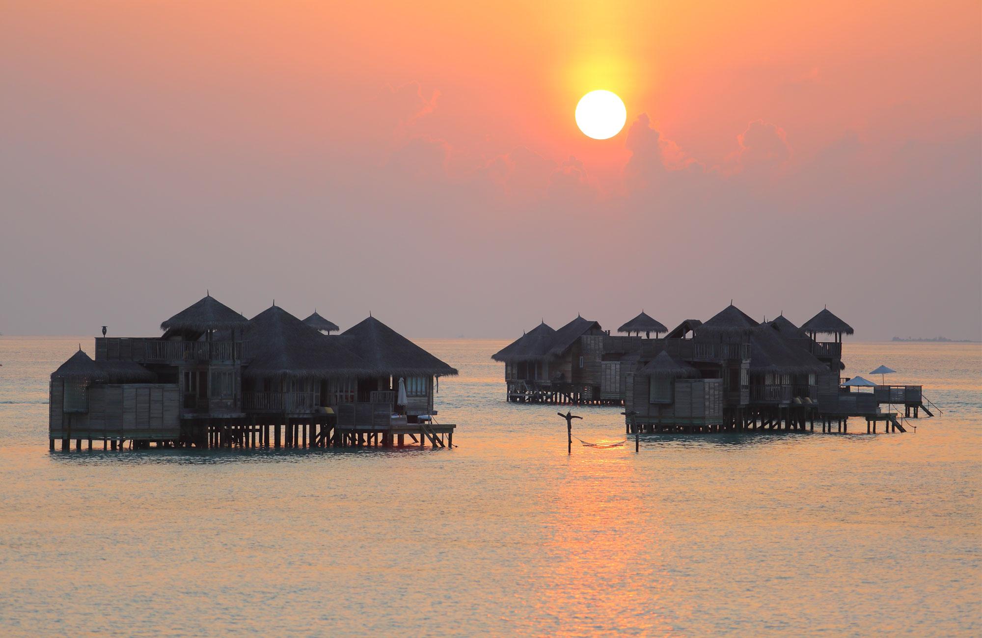 Crusoe Residence Island
