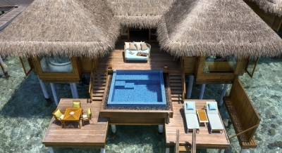 OCEAN BUNGALOW WITH POOL Image