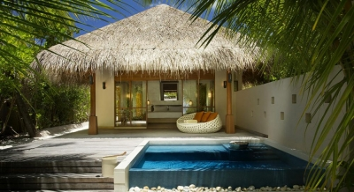 DELUXE BEACH BUNGALOW WITH POOL Image