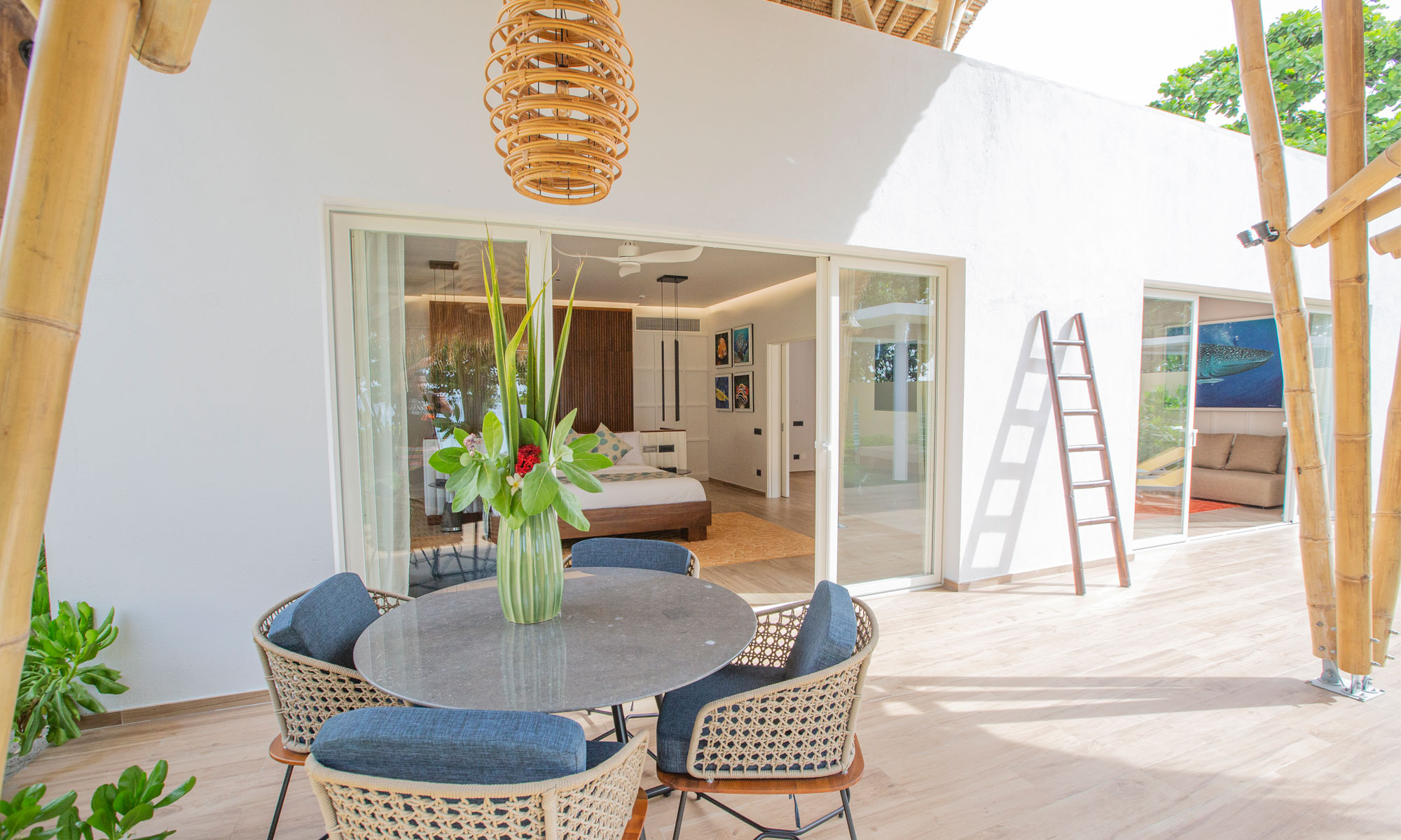 Superior Beach Villa with Pool