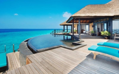 TWO BEDROOM OCEAN RESIDENCE WITH FAMILY INFINITY POOL Image
