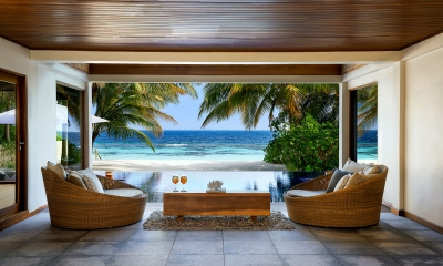 TWO BEDROOM BEACH PAVILION WITH POOL Image