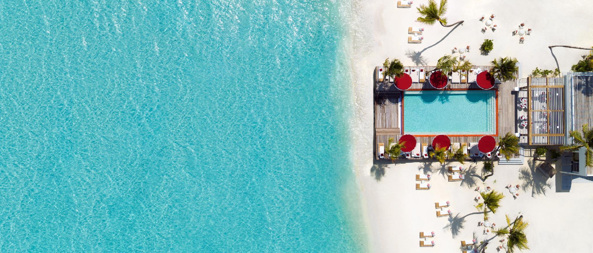 Lux North Male Atoll Image