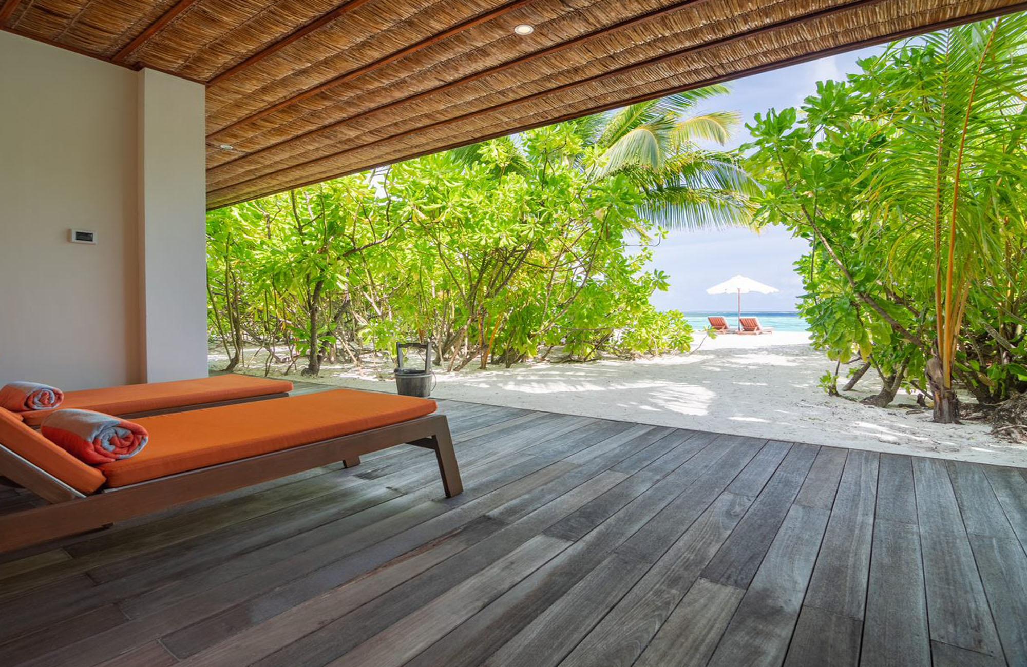 Mirihi Island Resort  Image