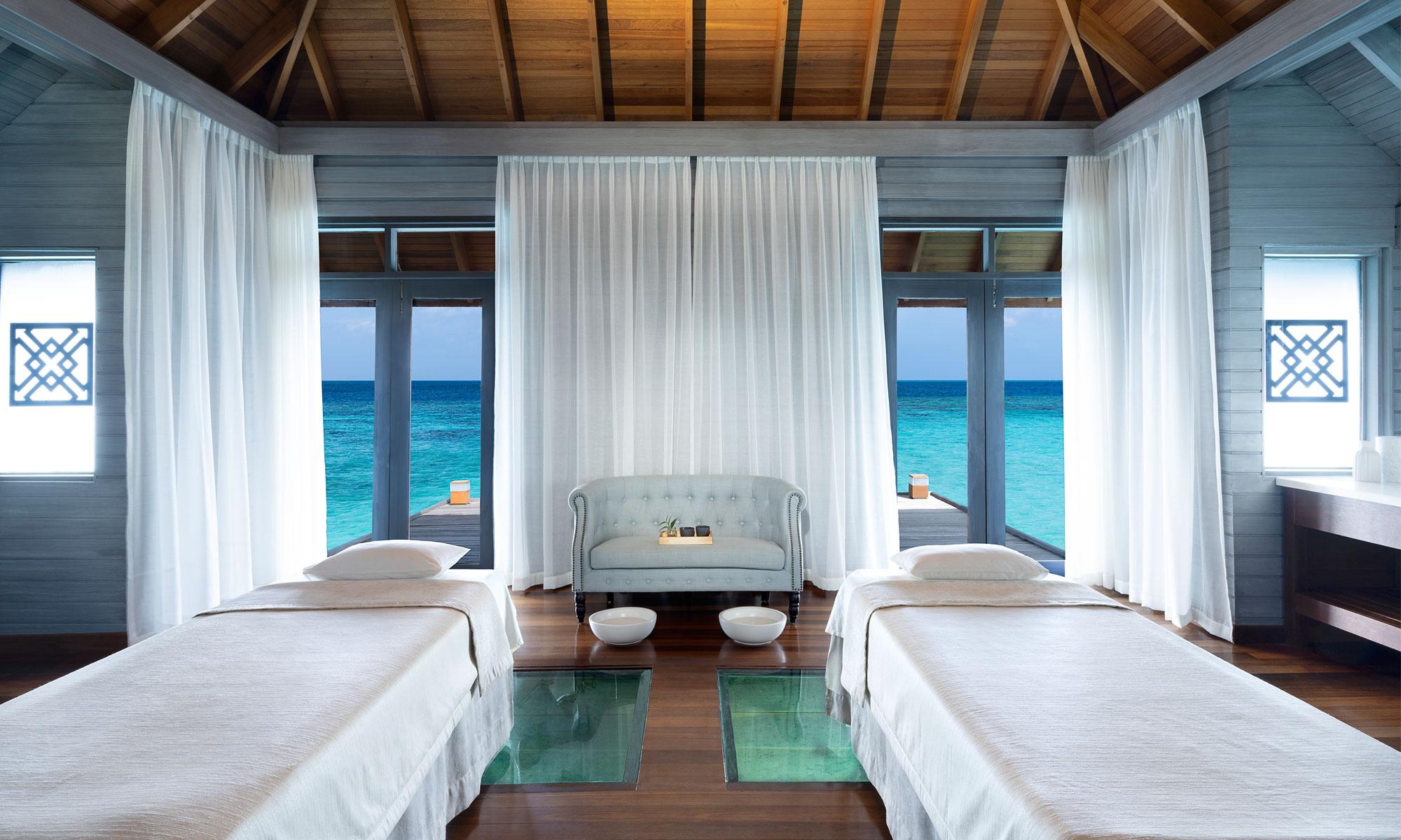 Huvafen Fushi Maldives Image