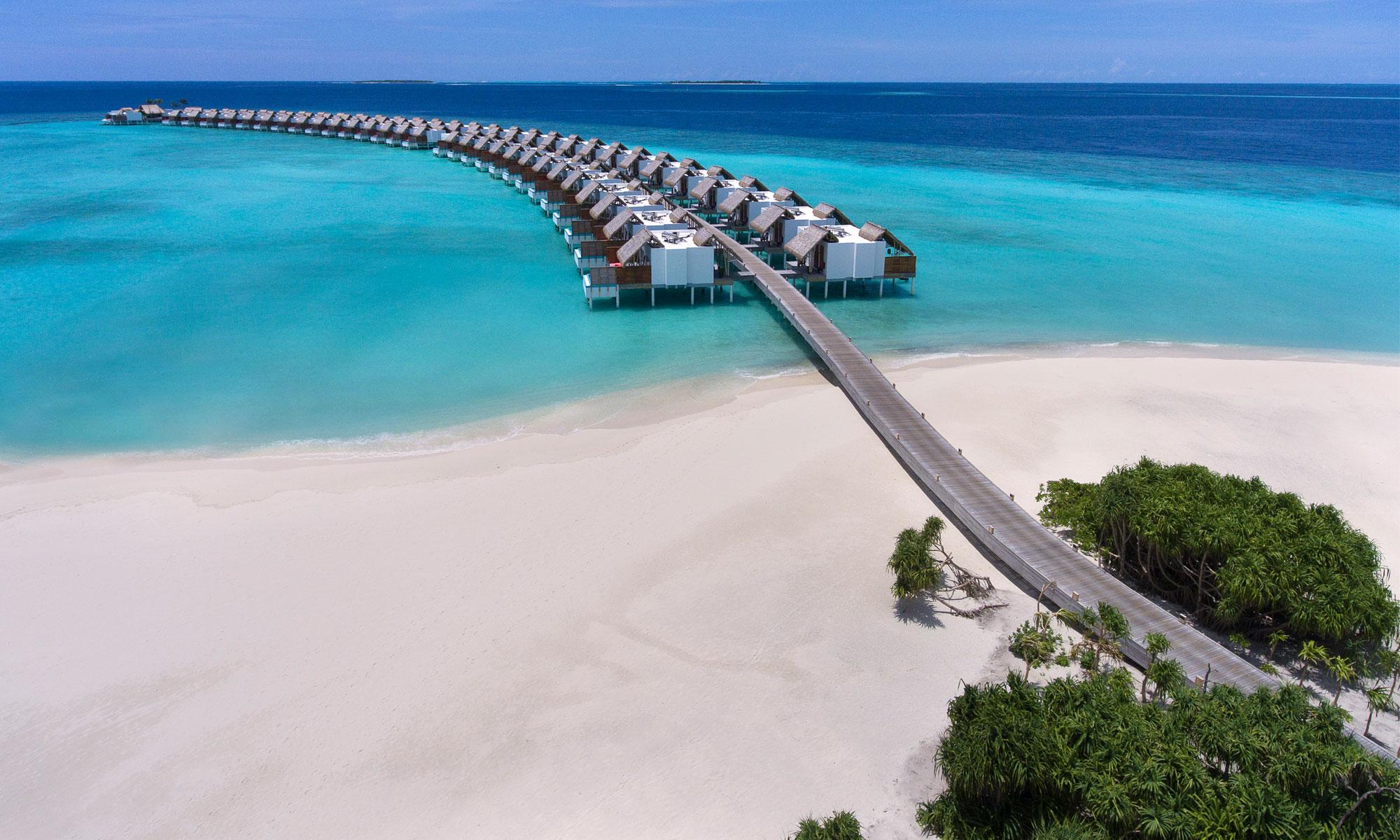 Emerald Maldives Resort and Spa Image