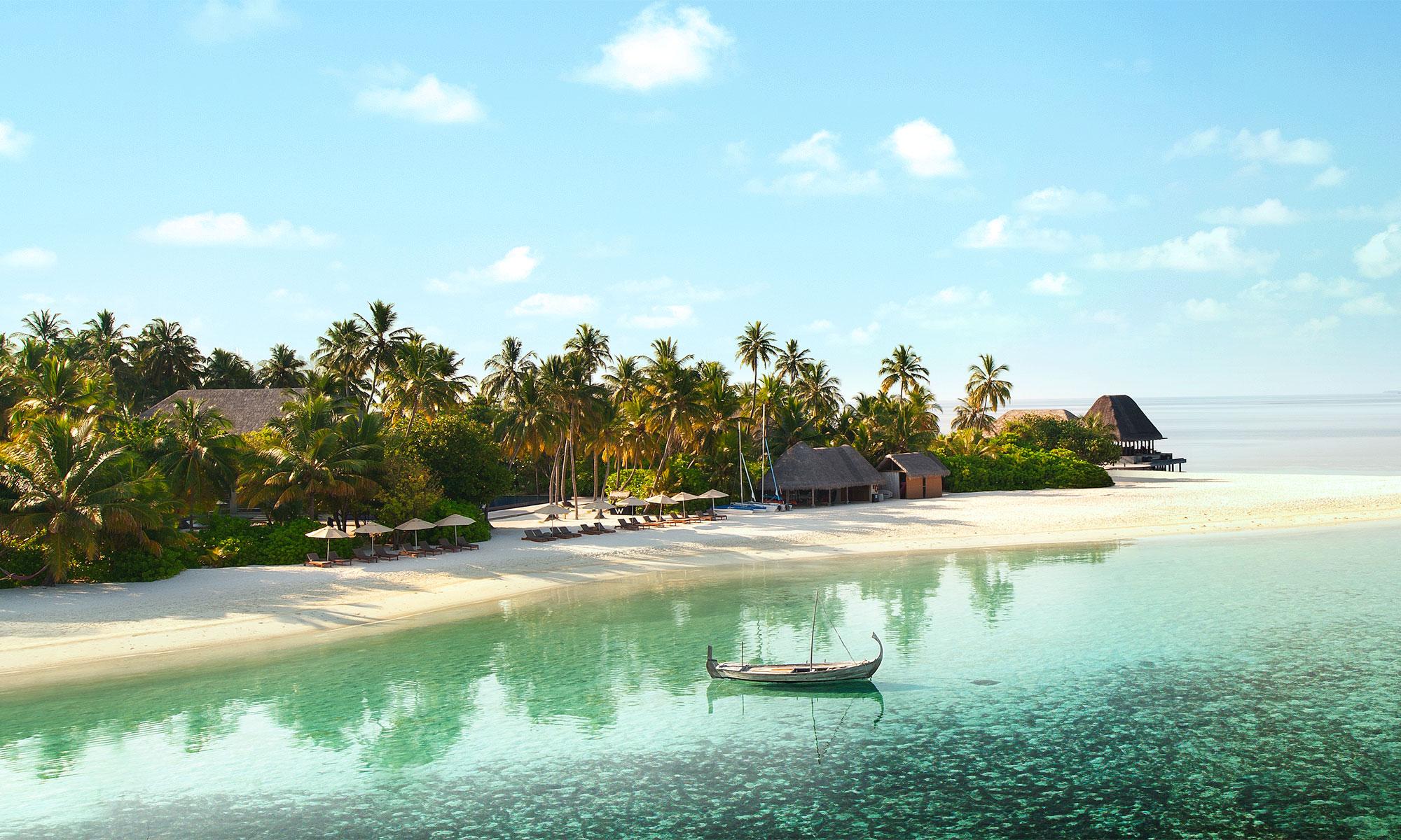 W Maldives Image