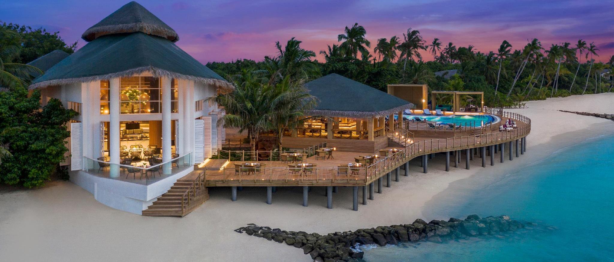 Jw Marriott Maldives Image