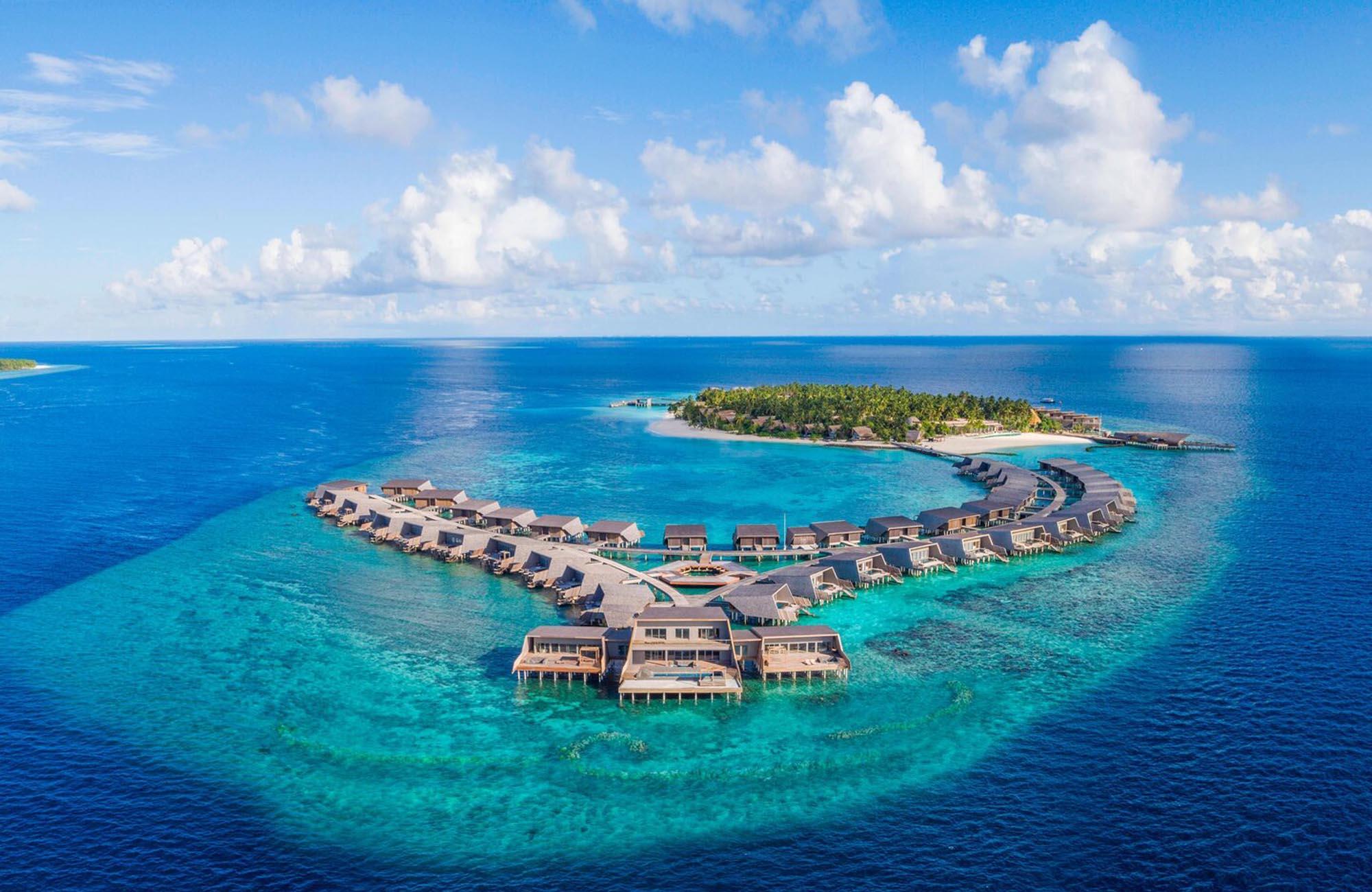 The St. Regis Maldives Vommuli Resort  Image