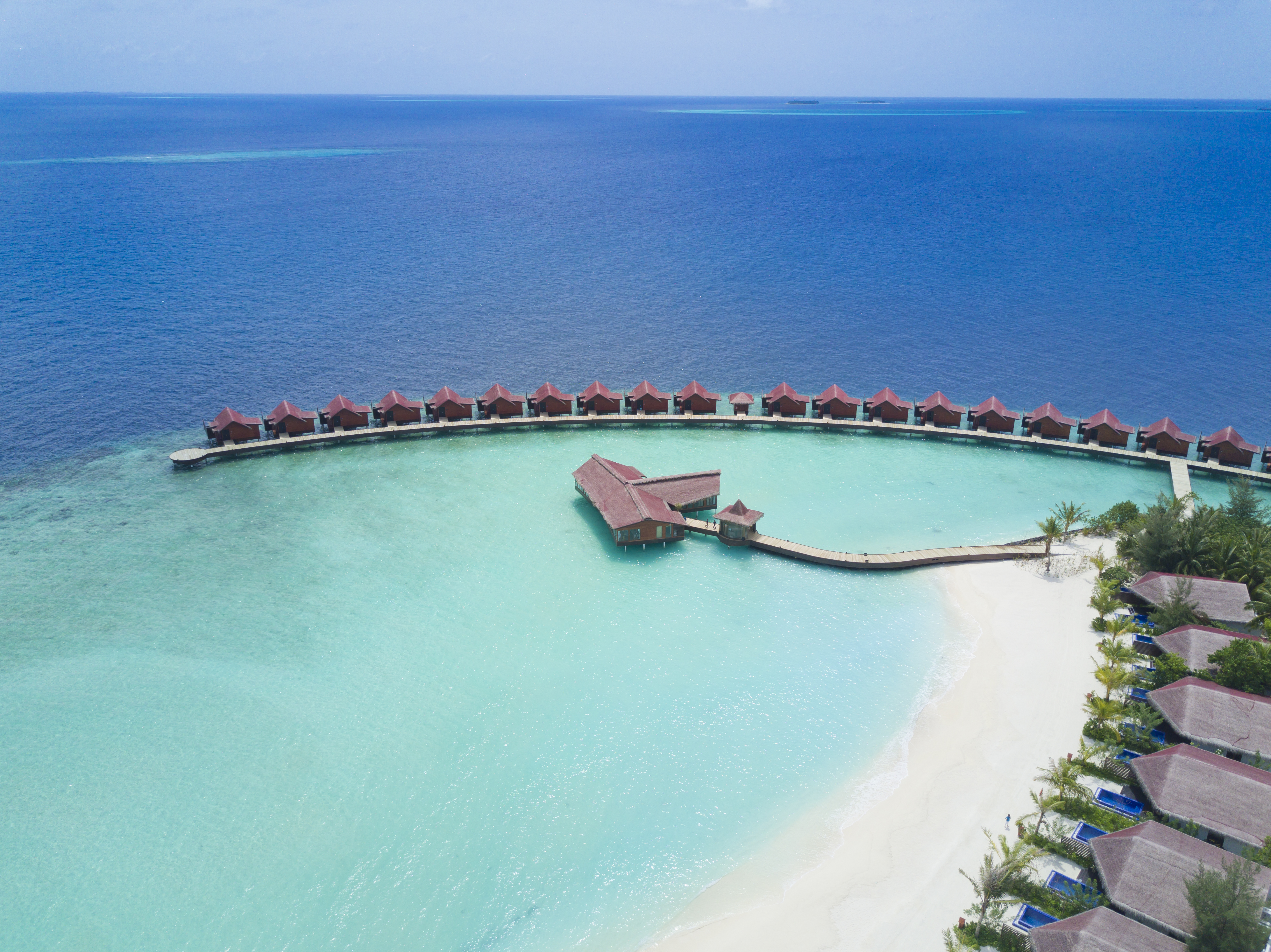The Residence Maldives Beach Villa Packages  Image