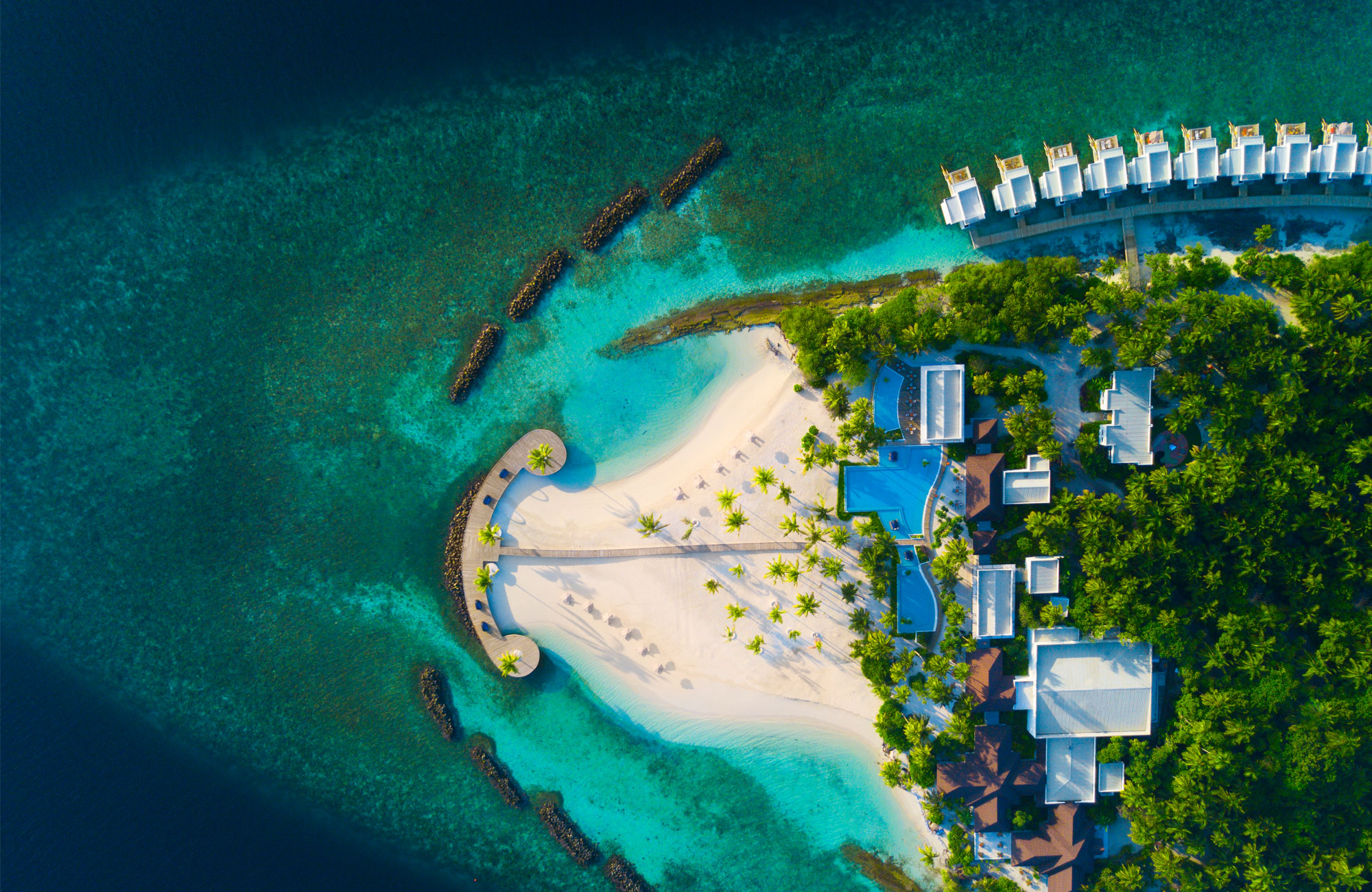 Dhigali Maldives All Inclusive Package  Image